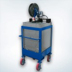 Mobile Double Wall Tank with Pump Pkg.